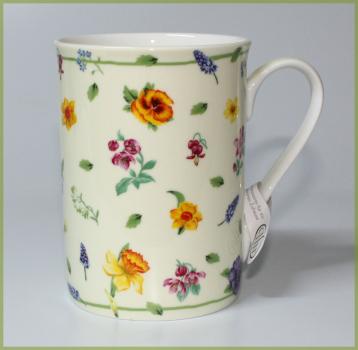 glanzfee kaffeebecher von ihr blooms streublumen. Black Bedroom Furniture Sets. Home Design Ideas